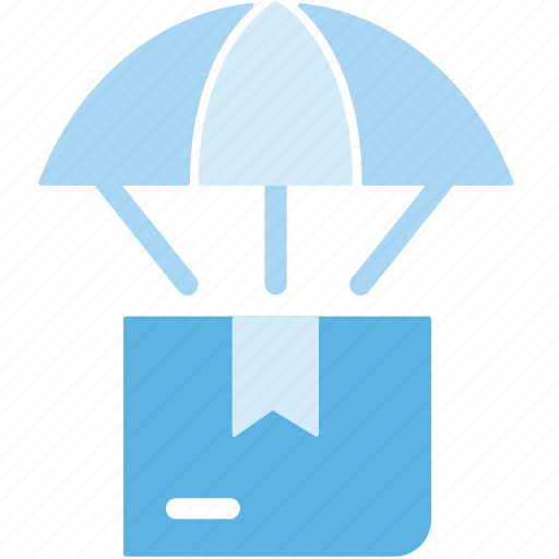 Air, delivery, parachute icon - Download on Iconfinder