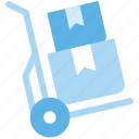 crate, delivery, package icon