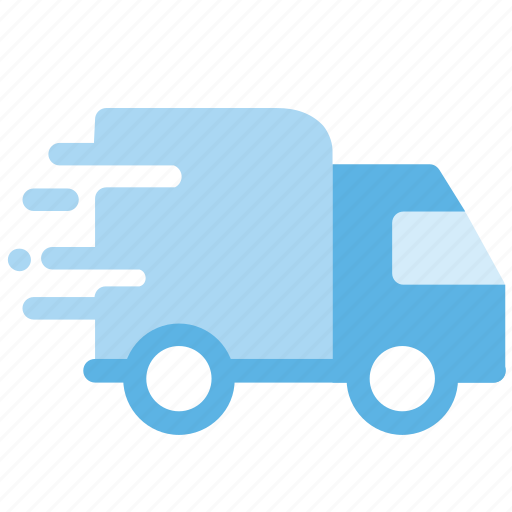 Delivery, fast, shipping, truck icon - Download on Iconfinder