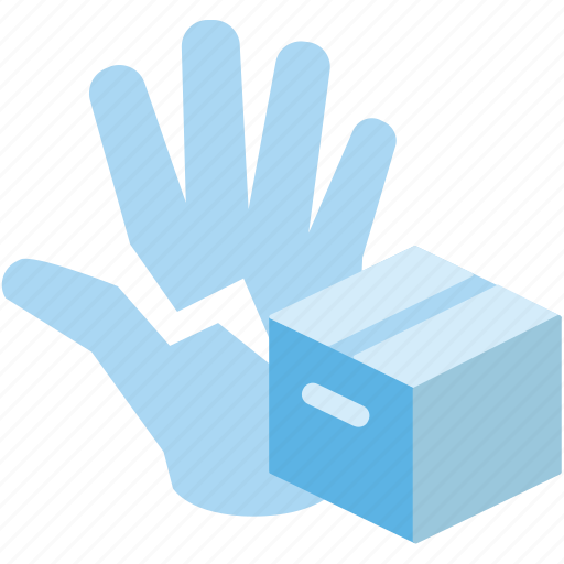 Box, corrupt, courier, package icon - Download on Iconfinder