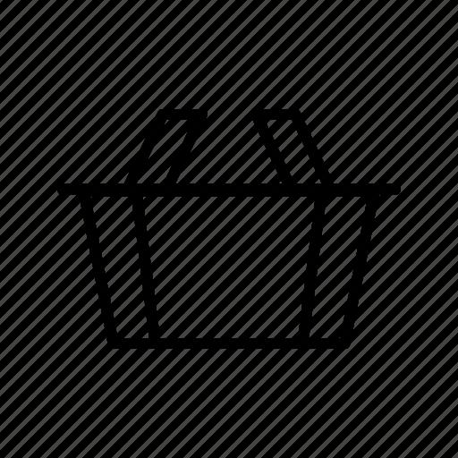 Basket, shopping, buy, cart, shop icon - Download on Iconfinder
