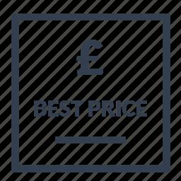best, copy, euro, guarantee, label, price icon