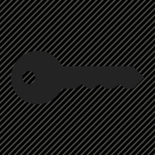 key, password, unlock icon