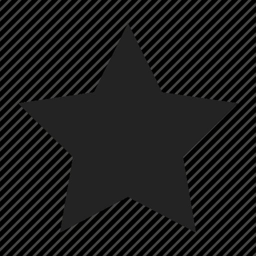 favorite, rank, star icon
