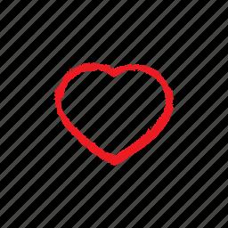 heart, love, romance, valentine, valentines, wedding icon