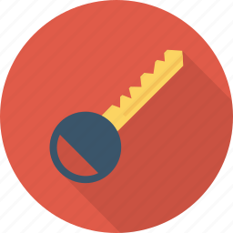 car, key, lock, transport icon icon