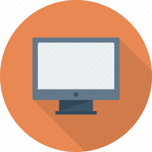 computer, desktop, mac, monitor icon icon
