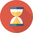 sand, clock, timer icon, hourglass