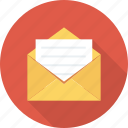 mail, open icon, email