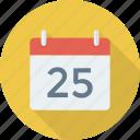 date, dead line, calendar, time icon