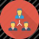 organization, team, teamwork, users icon