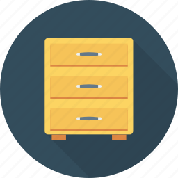 archive, brief, documents, lockers, office icon icon