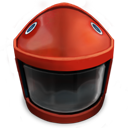 space helmet icon