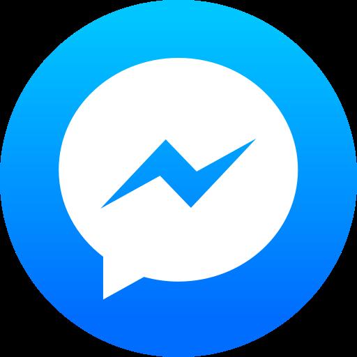App, logo, media, messenger, popular, social icon - Free download