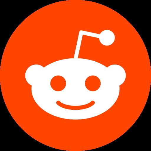 App, logo, media, popular, reddit, social icon - Free download