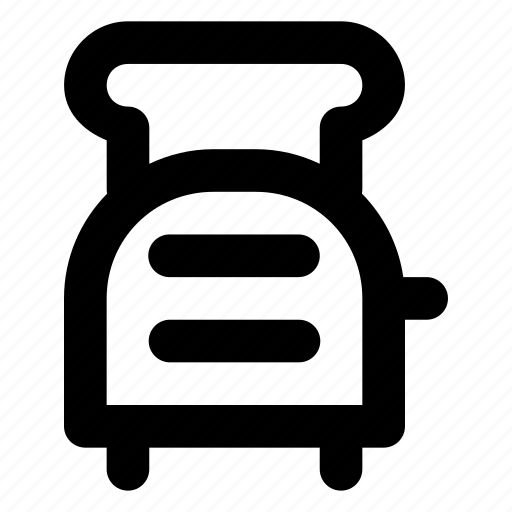 Appliance, bread, machine, toast, toaster icon - Download on Iconfinder