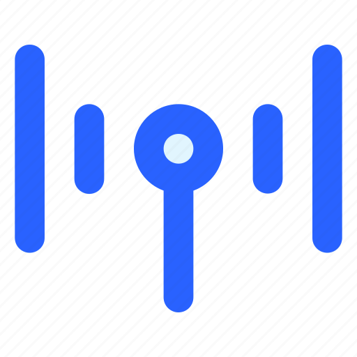internet, network, signal, tower, wifi icon