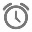 alarm, clock, table clock, time, timer icon