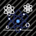 atom, chemistry, science