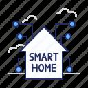 home, property, smart