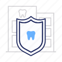 protection, shield, tooth