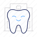 children, teeth, tooth icon