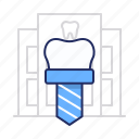 dental, implant, tooth icon