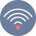 connection, hotspot, internet, network, signal, wifi, wireless icon