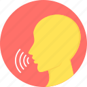 speak, communication, message, voice, speech, conversation