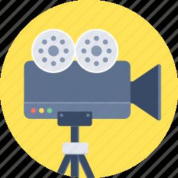 camera, digital, media, movie, multimedia, photography, video icon