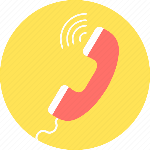 call, calling, contact, phone, ringing, telephone icon