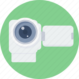 cam, camcorder, camera, digital, handycam, photography, video icon