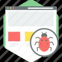 bug, virus