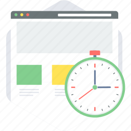 load, loading, schedule, time, timer icon