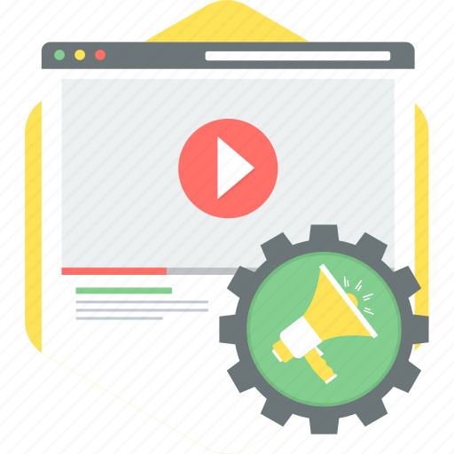 Media, audio, play, player, video, youtube icon - Download on Iconfinder