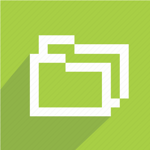 add, document, documents, folder, folders, open icon