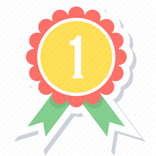 Badge, achievement, award, medal icon - Download on Iconfinder
