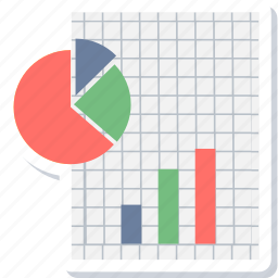 analysis, analytics, business, chart, diagram, graph, report icon