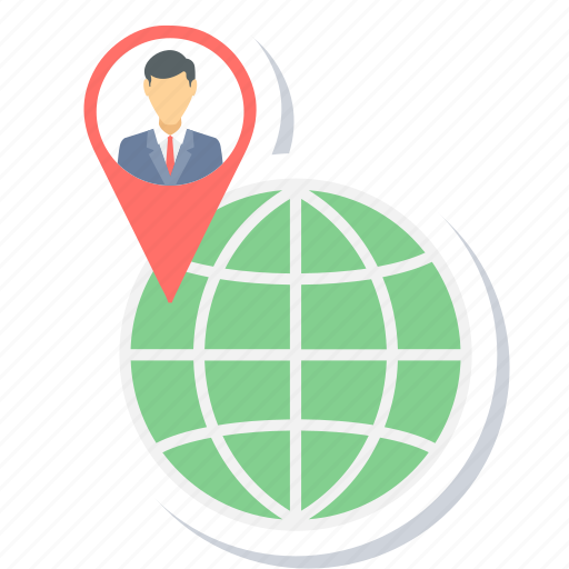 Client, location, map, navigation, gps icon - Download