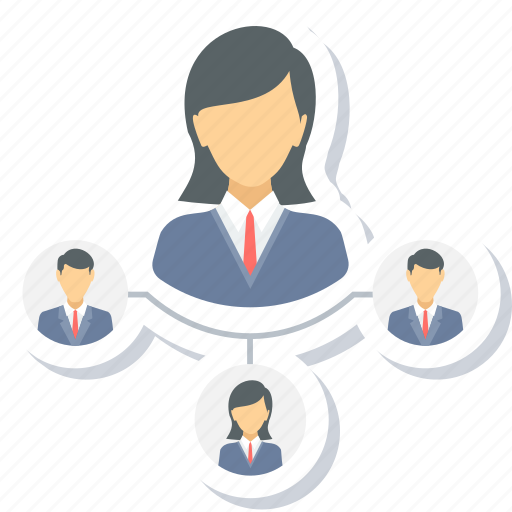 Communication, business, connection, network, social, team icon - Download on Iconfinder