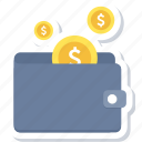 cash, cashback, finance, funds, money, savings, wallet icon