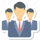 business, group, marketing, people, team, users icon