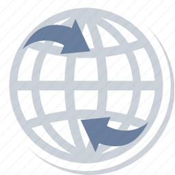 connection, connectivity, global, internet, network, web icon