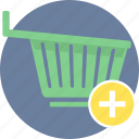 add, add to cart, cart, sale, shop, shopping, to icon