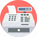 billing, counter, machine icon