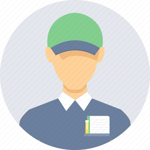 Assistant, male, sales, boy, man, person, salesman icon - Download on Iconfinder