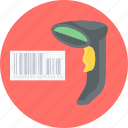 barcode, scanner, scan