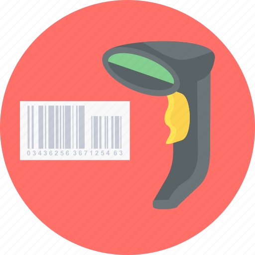 barcode, scan, scanner icon