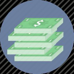 book, cash icon