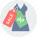 and, discount, ecommerce, sale, shopping, tag icon